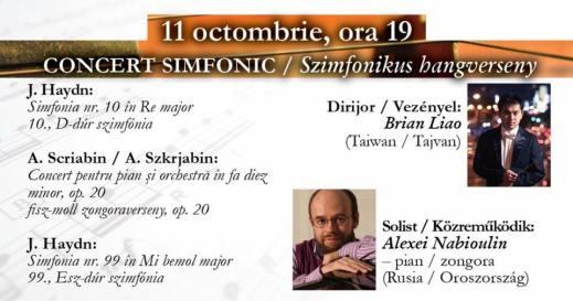 Oradea concert
