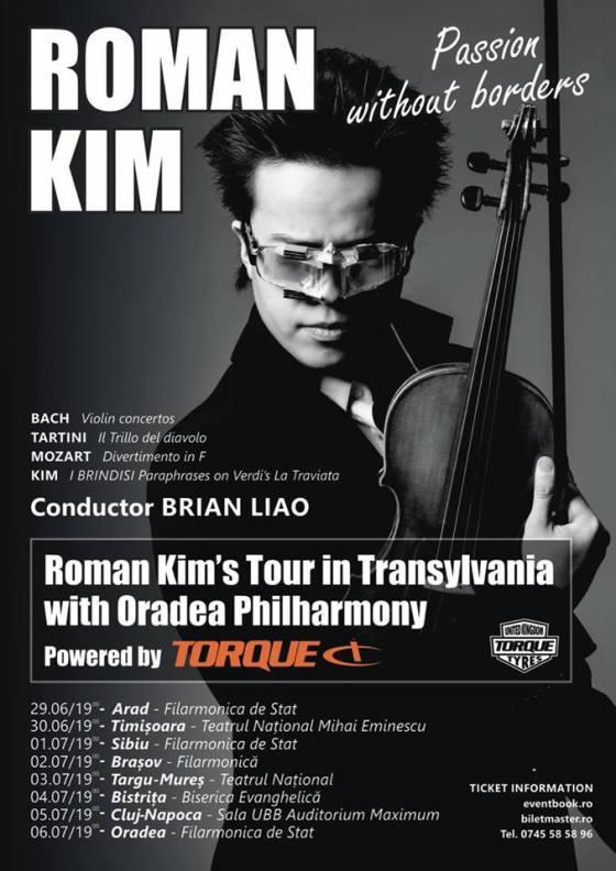 Roman Kim Concert
